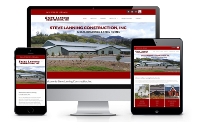 STEVE LANNING CONSTRUCTION